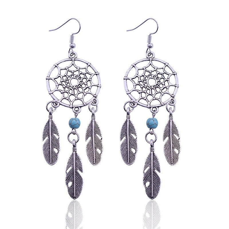 Dream Catcher Vintage Earrings